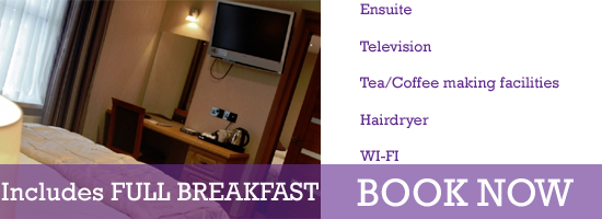 family hotel room cookstown