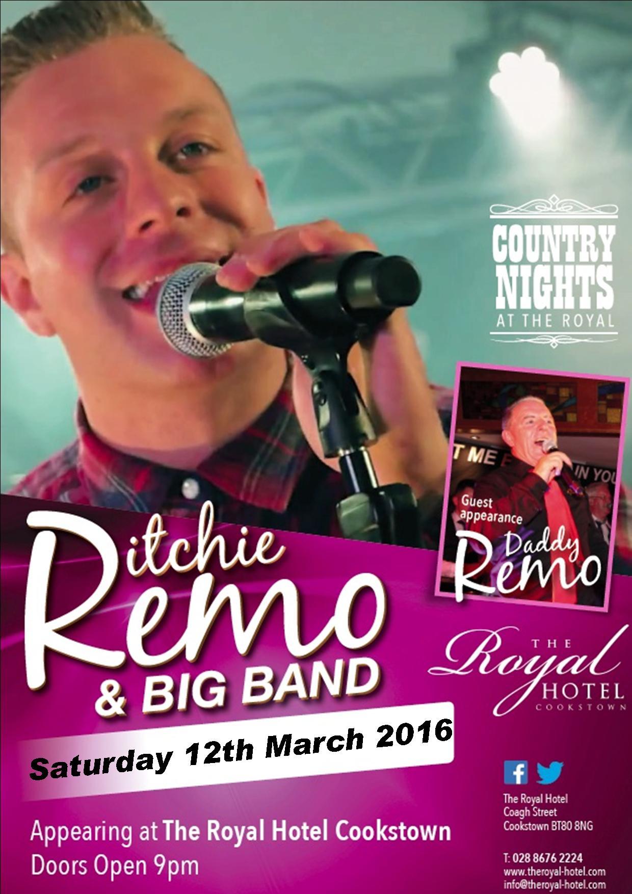 remo march 2016