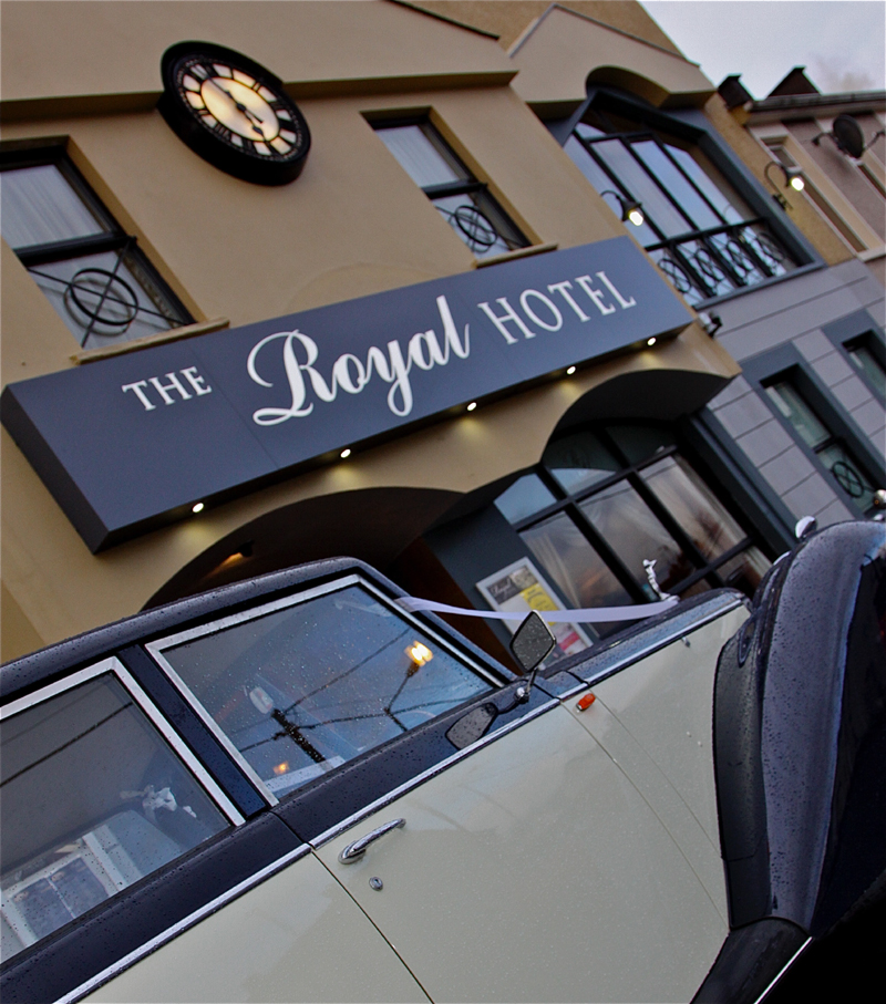 history of the royal hotel